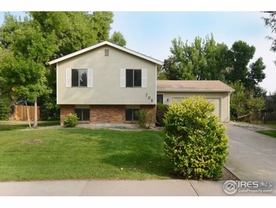 706 Mansfield Dr, Fort Collins, CO 80525 - MLS#: 859962