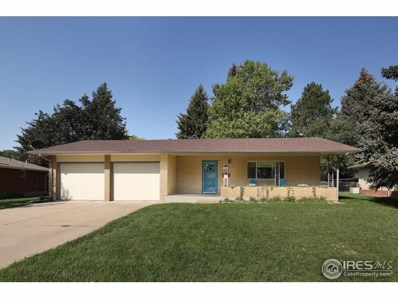 1309 Patton St, Fort Collins, CO 80524 - MLS#: 860110