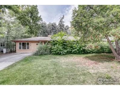 2815 Cordry Ct, Boulder, CO 80303 - MLS#: 860190