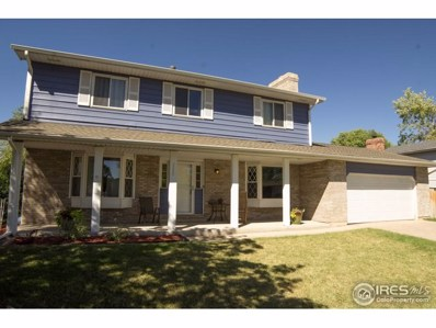 2225 Rambouillet Dr, Fort Collins, CO 80526 - MLS#: 860373