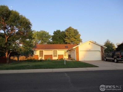 525 Woods Ave, Ault, CO 80610 - MLS#: 860374