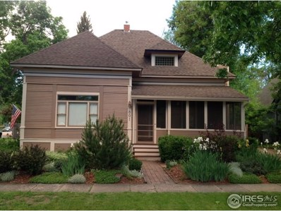 801 Laporte Ave, Fort Collins, CO 80521 - MLS#: 860428
