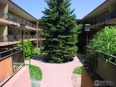 830 20th St UNIT 108, Boulder, CO 80302 - MLS#: 860471