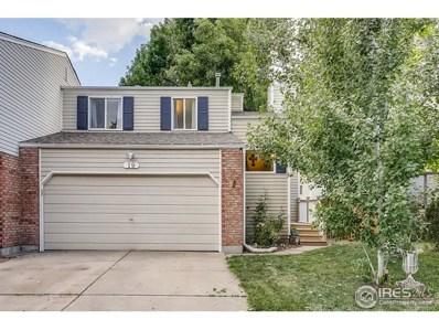 19 12th Ave, Longmont, CO 80501 - MLS#: 860725