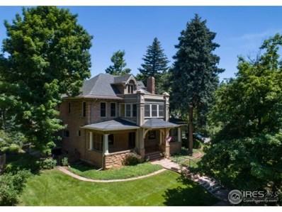 541 Spruce St, Boulder, CO 80302 - MLS#: 860740