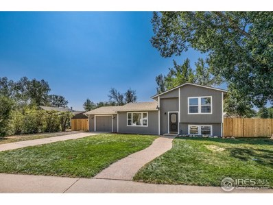 1604 Wagon Tongue Ct, Fort Collins, CO 80521 - MLS#: 860773