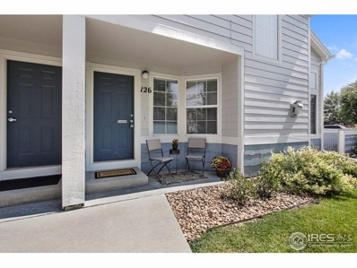 1419 Red Mountain Dr UNIT 126, Longmont, CO 80504 - MLS#: 860791