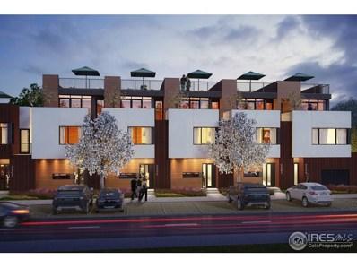 2304 Pearl St UNIT 1, Boulder, CO 80302 - MLS#: 860834