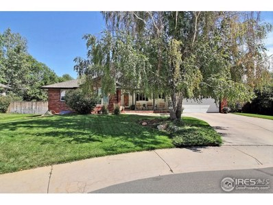 1554 41st Ave Ct, Greeley, CO 80634 - MLS#: 860855