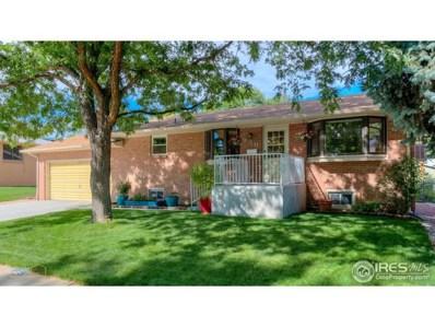 939 Rose St, Longmont, CO 80501 - MLS#: 861074