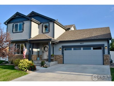 687 Shoshone Ct, Windsor, CO 80550 - MLS#: 861122