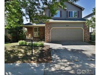 354 E 41st Ct, Loveland, CO 80538 - MLS#: 861144