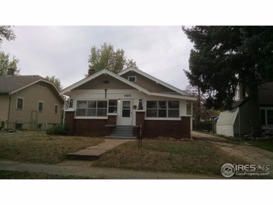 1423 15th Ave, Greeley, CO 80631 - MLS#: 861167