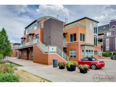 2336 Spruce St UNIT F, Boulder, CO 80302 - MLS#: 861285