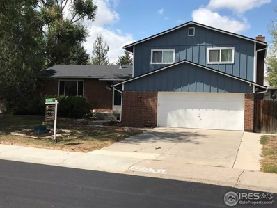 1707 33rd Ave, Greeley, CO 80634 - MLS#: 861329