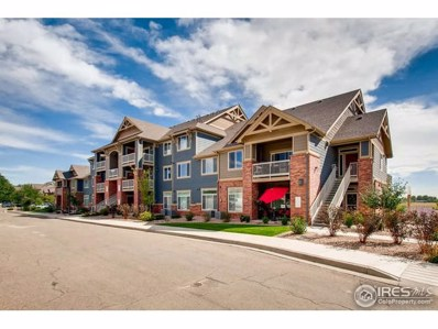 804 Summer Hawk Dr UNIT FF204, Longmont, CO 80504 - MLS#: 861357