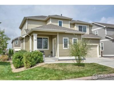 341 Kalkaska Ct, Fort Collins, CO 80524 - MLS#: 861359