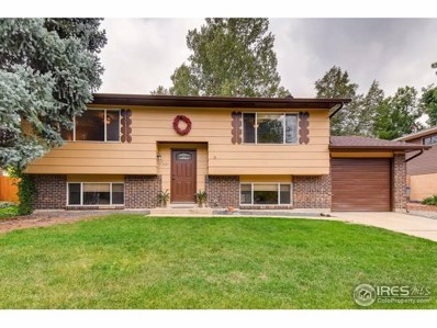 1131 Avon Ln, Longmont, CO 80501 - MLS#: 861377