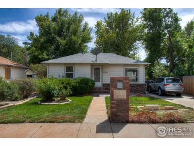 160 W 11th St, Loveland, CO 80537 - MLS#: 861401