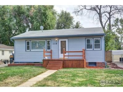 118 E 22nd St, Loveland, CO 80538 - MLS#: 861423