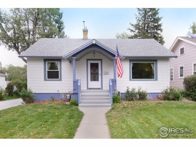 1612 14th Ave, Greeley, CO 80631 - MLS#: 861462