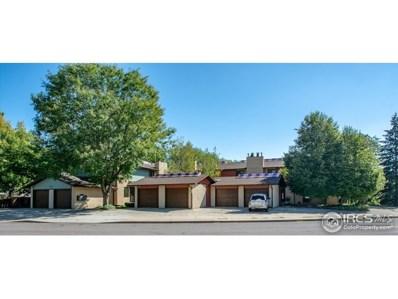 1590 Garfield Ave UNIT #F, Louisville, CO 80027 - MLS#: 861474