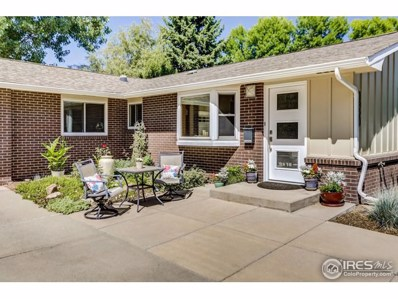 1321 Lory St, Fort Collins, CO 80524 - MLS#: 861562