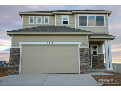 3312 San Carlo Ave, Evans, CO 80620 - MLS#: 861673