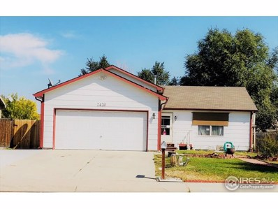 2430 Apple Ave, Greeley, CO 80631 - MLS#: 861685