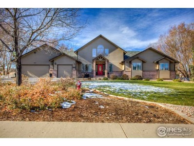 3315 Golden Eagle Drive, Loveland, CO 80537 - #: 861719