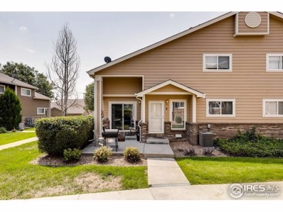 1601 Great Western Dr UNIT 4, Longmont, CO 80501 - MLS#: 861775