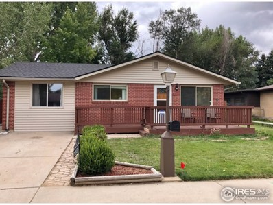 1103 S Gay Dr, Longmont, CO 80501 - MLS#: 861789