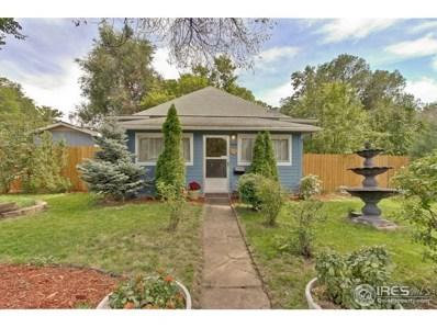 444 Atwood St, Longmont, CO 80501 - MLS#: 861799