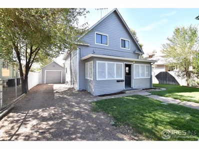 1016 4th St, Greeley, CO 80631 - MLS#: 861814