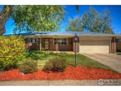 1408 32nd Ave, Greeley, CO 80634 - MLS#: 861844