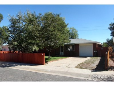 216 N 25th Ave, Greeley, CO 80631 - MLS#: 861913
