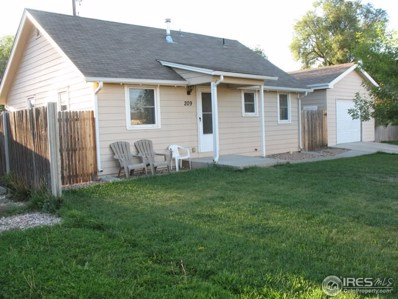 209 17th Ave, Greeley, CO 80631 - MLS#: 862082