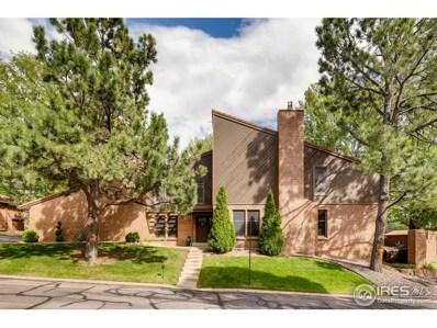 6969 W Yale Ave UNIT 22, Denver, CO 80227 - MLS#: 862155