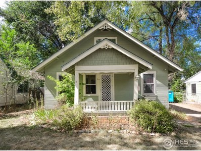 415 Wood St, Fort Collins, CO 80521 - MLS#: 862173