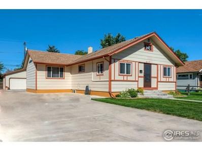 217 S Denver Ave, Fort Lupton, CO 80621 - MLS#: 862186