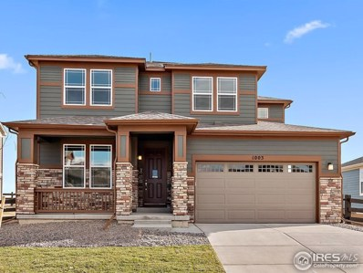 1003 Stagecoach Dr, Lafayette, CO 80026 - MLS#: 862192