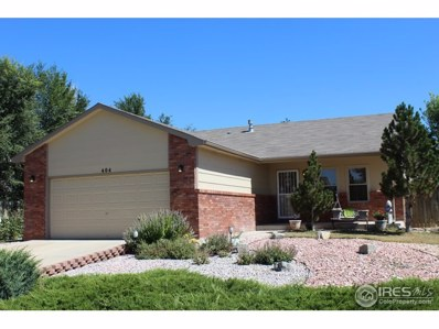 404 Suzann St, Wiggins, CO 80654 - MLS#: 862199