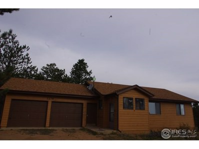 1278 Cucharas Mountain Dr, Livermore, CO 80536 - MLS#: 862225