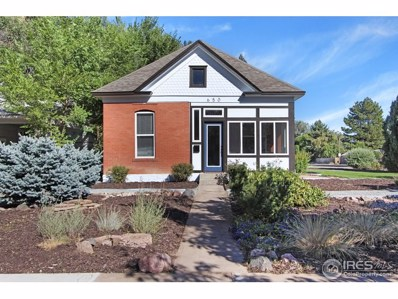 650 Stover St, Fort Collins, CO 80524 - MLS#: 862285
