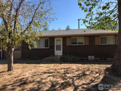 1442 28th Ave, Greeley, CO 80634 - MLS#: 862433