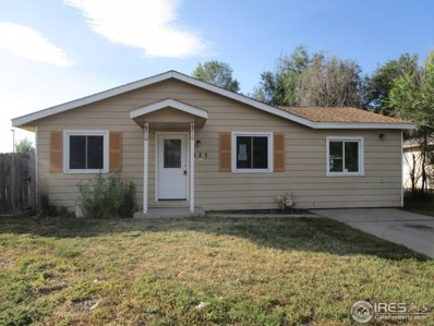 123 Aragon Ct, Milliken, CO 80543 - MLS#: 862464