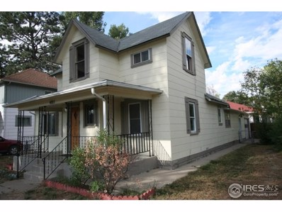 431 Lincoln St, Fort Morgan, CO 80701 - MLS#: 862485