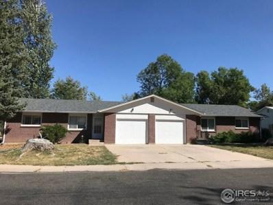 720 N Hillcrest Dr, Fort Collins, CO 80521 - MLS#: 862688