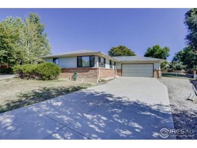 424 Newman Cir, Longmont, CO 80504 - MLS#: 862718