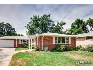 1227 Grant St, Longmont, CO 80501 - MLS#: 862746